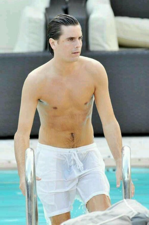 Image result for Scott Disick in briefs