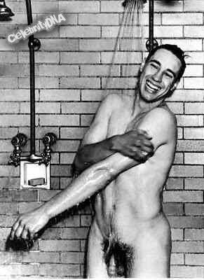 Joe Dimaggio Naked 7